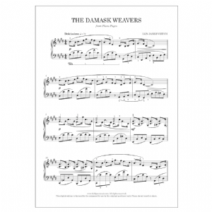 The Damask Weavers  (from Piano Pages) DIGITAL - Iain James Veitch